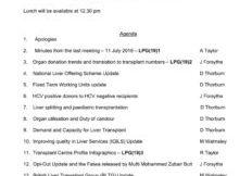 LPG Meeting Agenda 17 07 19