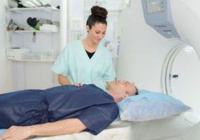 MRCP MRI scan