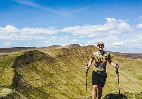 Geraint Welsh 3000s Ultramarathon