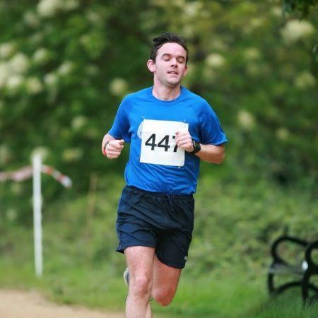 Greg Marathon Runner 2021