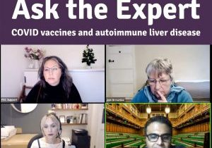 vaccine and autoimmune liver disease